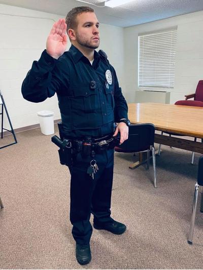 New Hermann Police Officer
