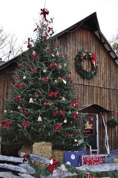 Pea Ridge cultivates a holiday tradition
