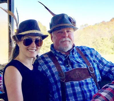 Hats help Hermann celebrate Oktoberfest
