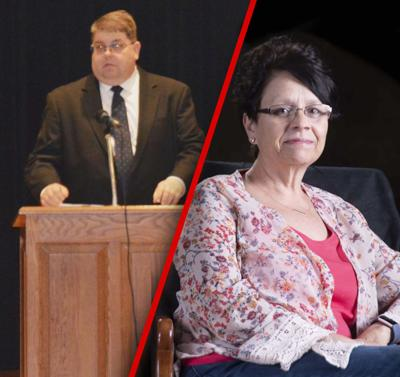 Lenger faces board challenge from McGarrah