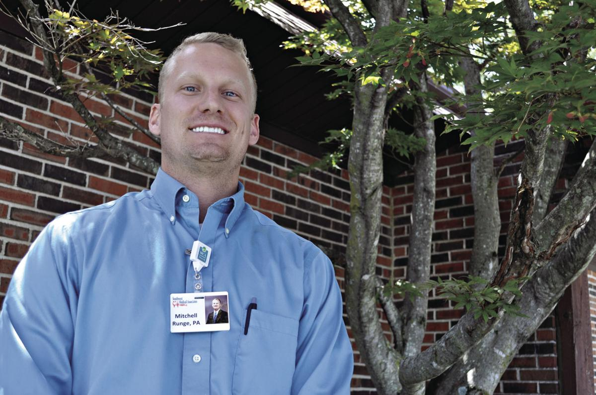 Mitch Runge settles in with medical team at HADH | Local