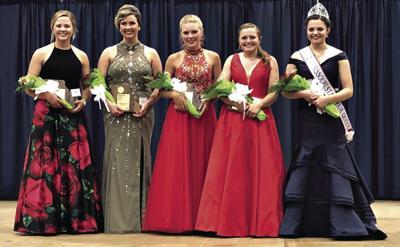 Megan Schneider is 4th runner-up in State Fair Queen contest