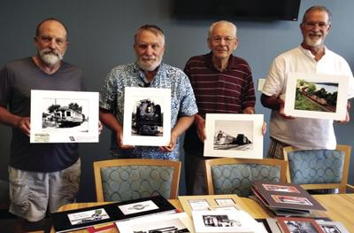 Caboose Committee receives gift for future museum