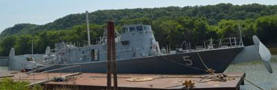 Traveling tours mulled for USS Aries