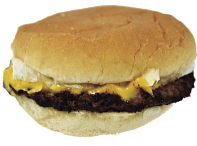 Sharp Corner Burger