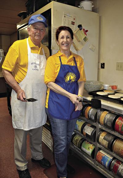 Mike Pratte and Susan Moran