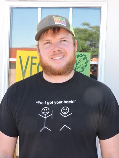 Meet the owner of Veg Out