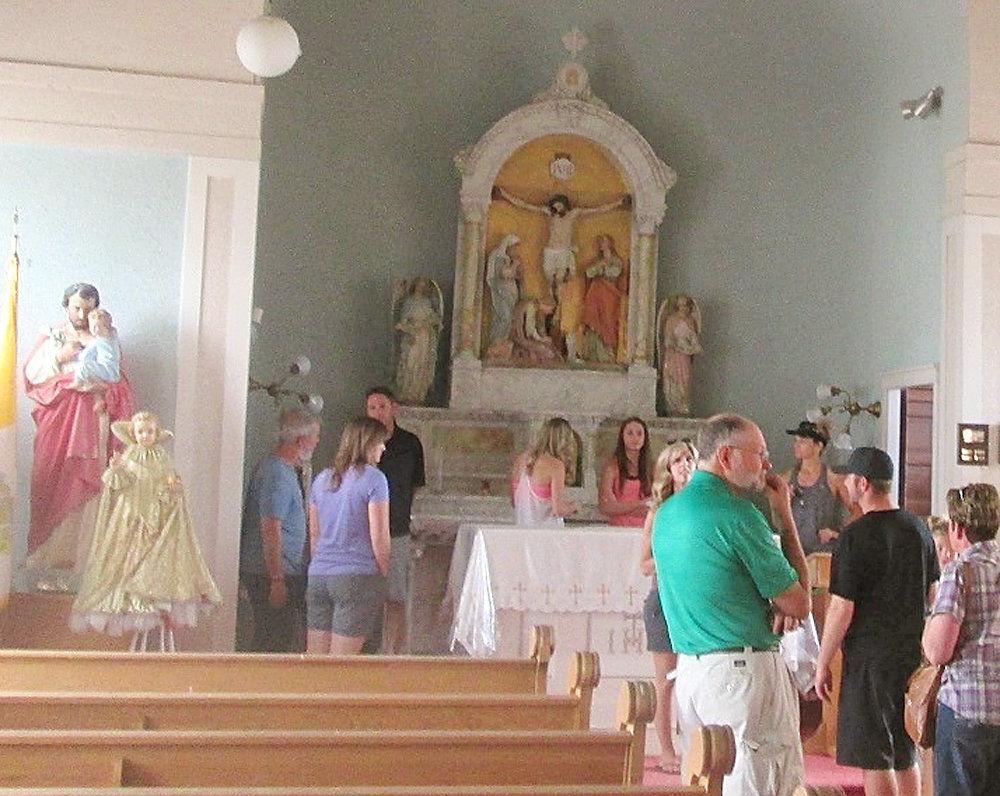 St. Peter's opens doors to future