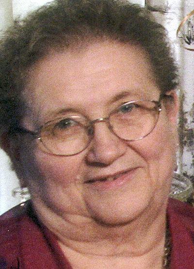 Shirley Faye Elliot Hermiston July 19, 1939-December 22, 2016