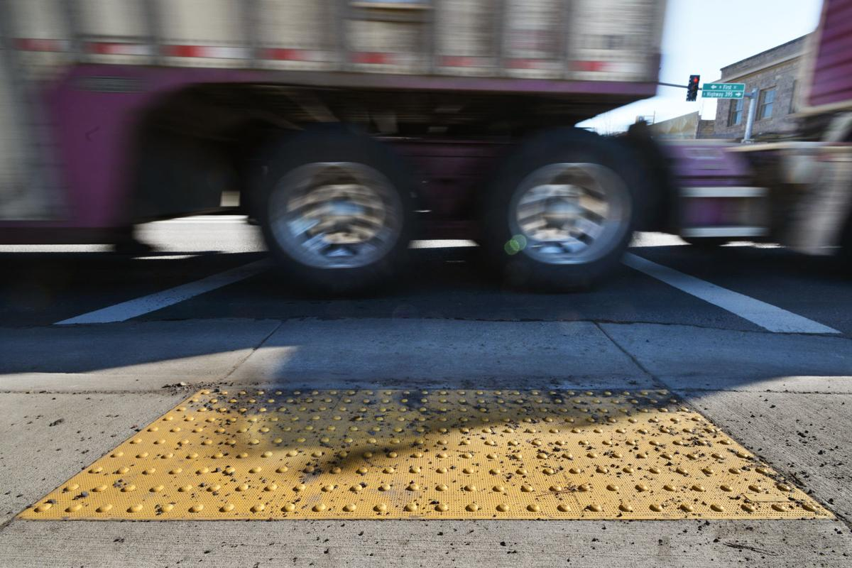 97 percent of curb ramps on state highways not ADA-compliant