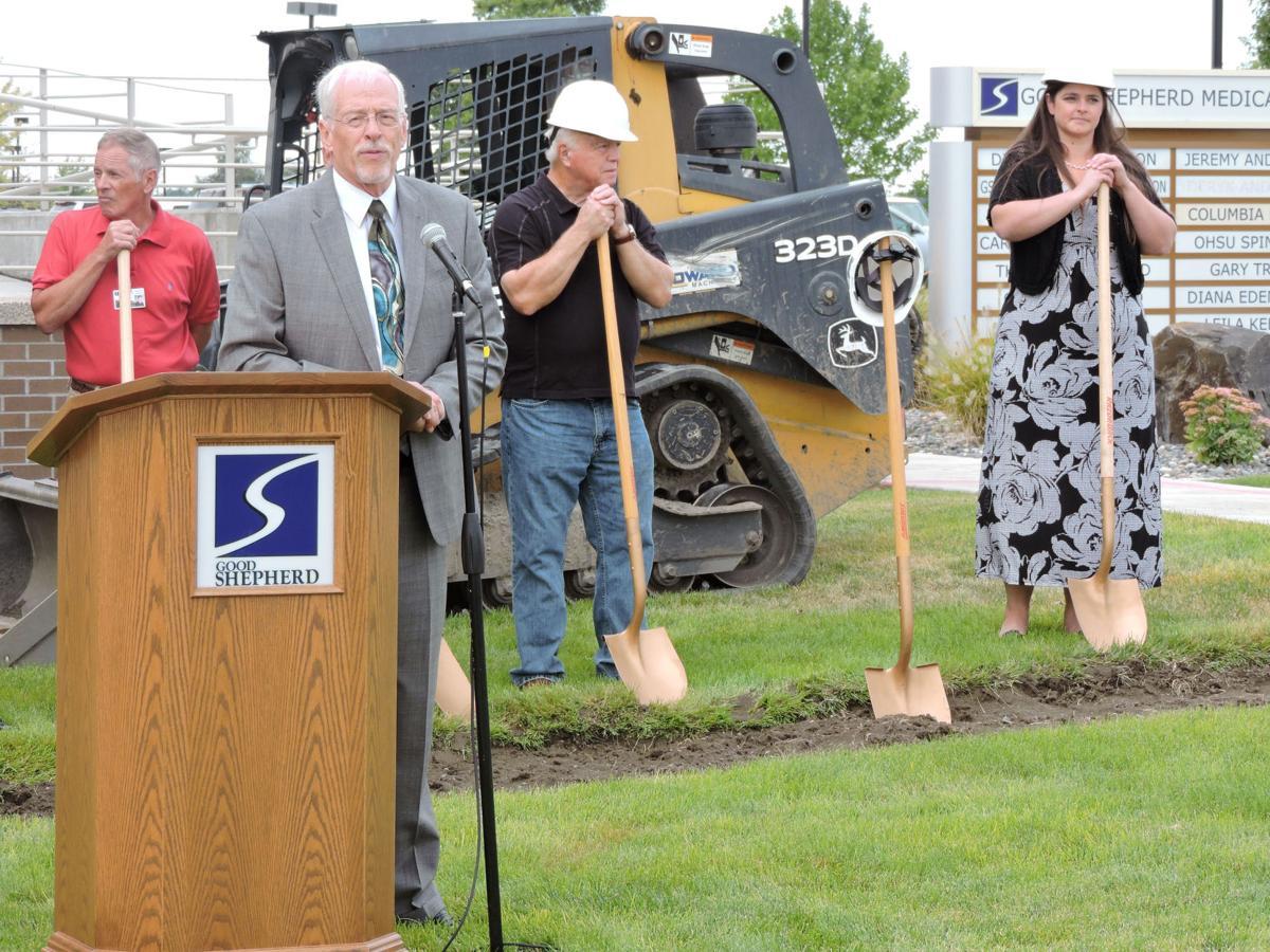 HERMISTONGood Shepherd adding $11 million expansion