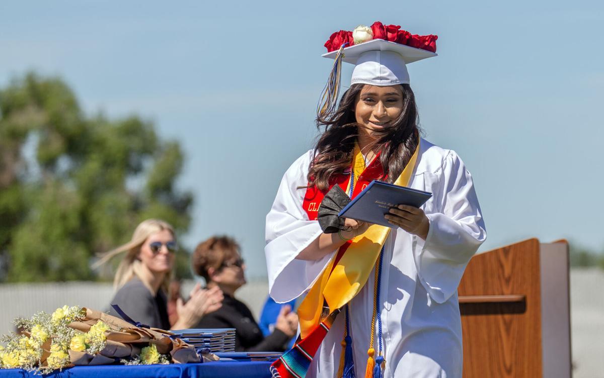 Stanfield graduation