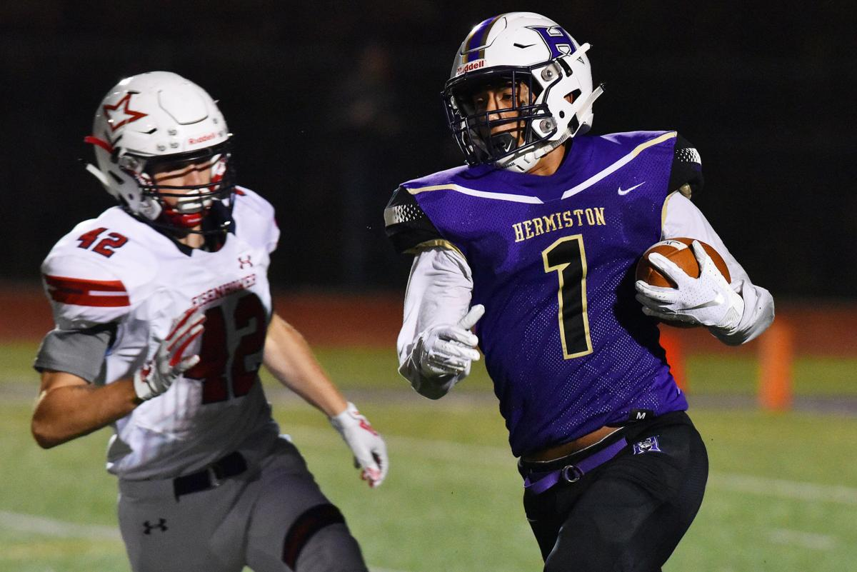 Noland has a career day in Hermiston's win over Ike