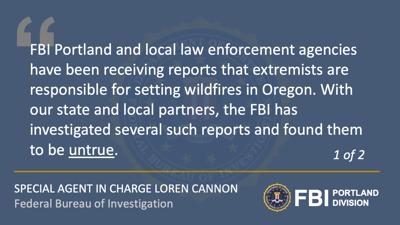 FBI statement
