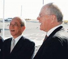 Boardman home to global partnership