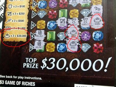 INSIDE Lottery