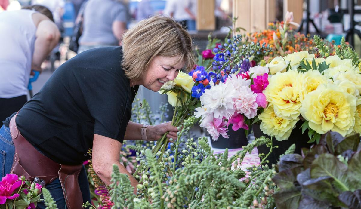 Maxwell Farmers Market returns to Hermiston