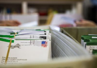 Umatilla County Elections