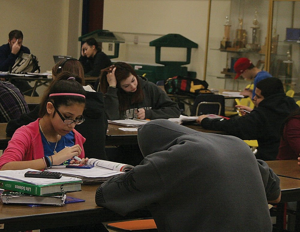 'Academic Fridays' raising grades in Stanfield