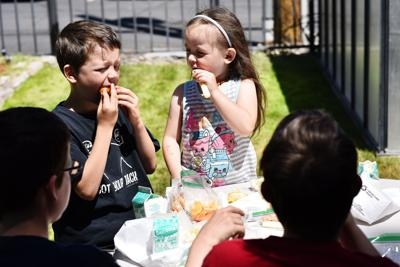 Local schools provide free summer meals for students
