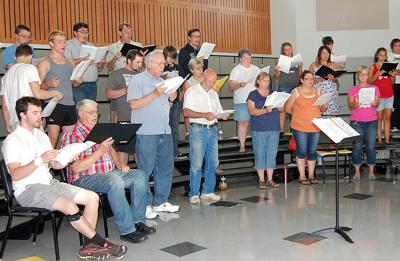 Summer warms up with singing