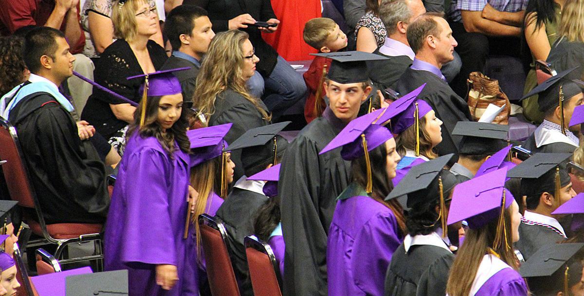 Hermiston will set graduation record class this weekend