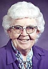 Obituary: Gladys Marie Tuthill Hutchinson