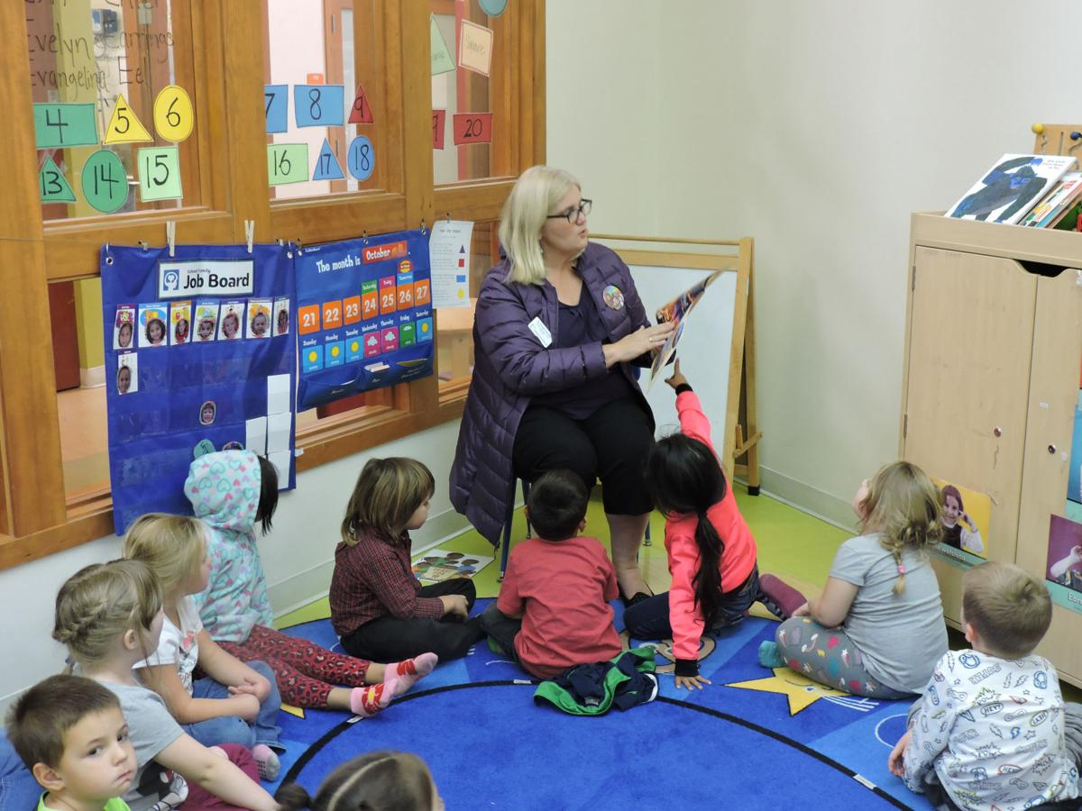 Head start works to bridge the kindergarten gap