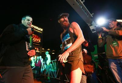 Puzey wins Las Vegas Marathon
