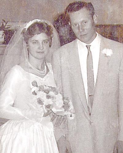 Anniversary: Earl and Alita Connell Sr., 50th