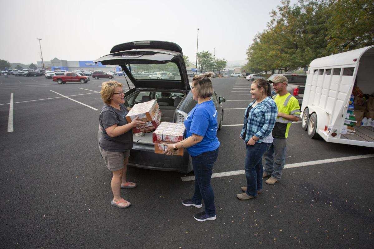 Eastern Oregon Aid