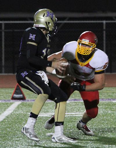 Hermiston rolls by Kamiakin, 28-7