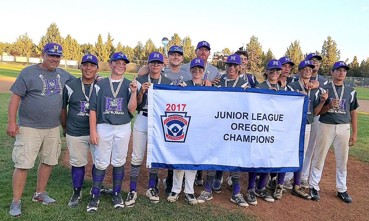 Little League all-stars swinging for trip to San Jose