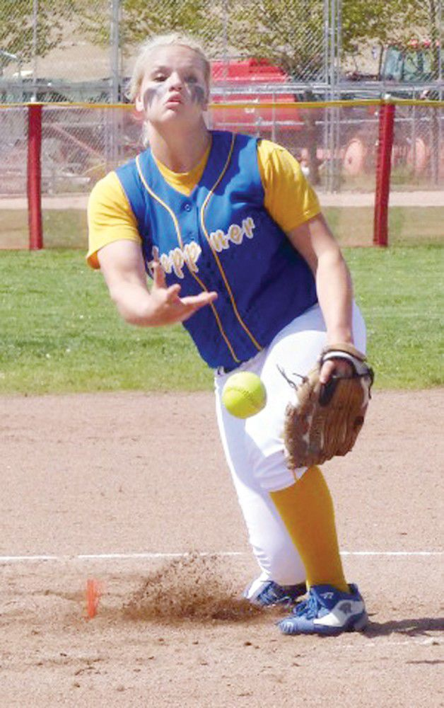 Bennett highlights 2012 All-Herald softball team