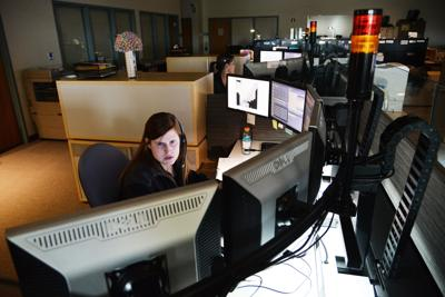 Dispatchers respond first in crises