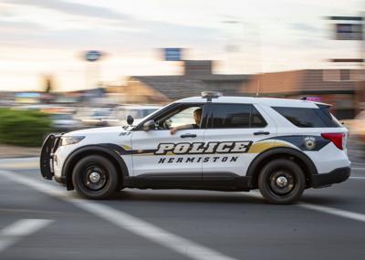 HPD Patrol Car