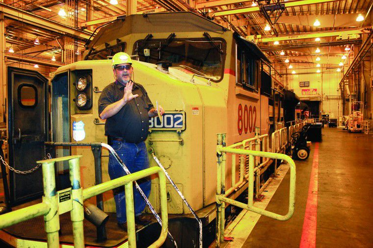 Hermiston industry clicks away day and night