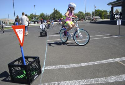 Children learn to be safe through new Parks and Rec program