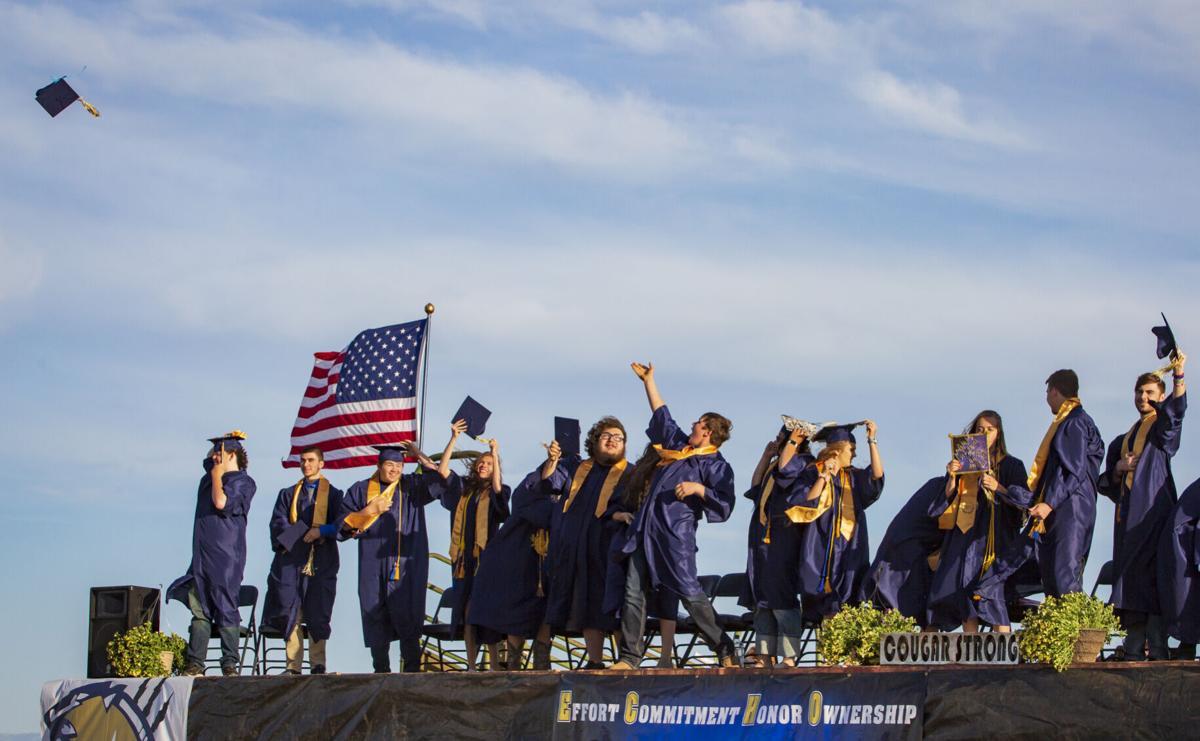 Echo High School Graduation