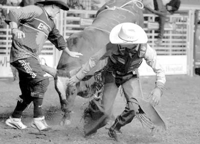 Bullfighters are a cowboy's best friend