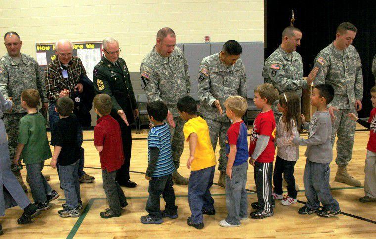West Park recognizes veterans