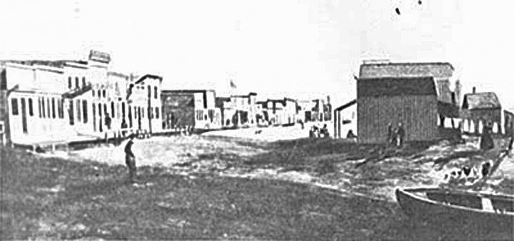 Umatilla Old Town has long history