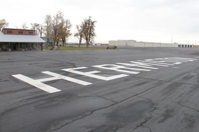 City applying for funds to help upgrade airport taxiway