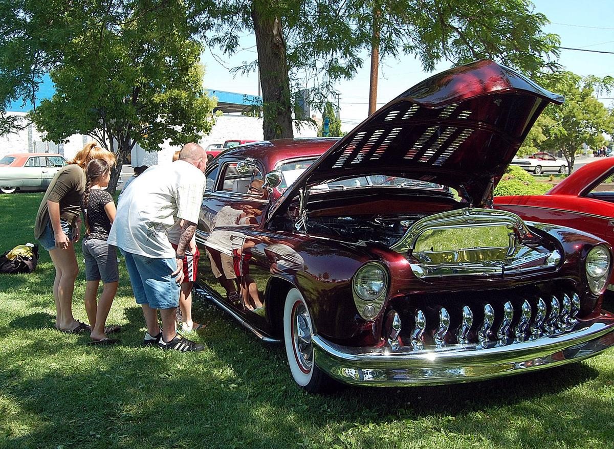 Cool Rides Car Shows shines at McKenzie Park