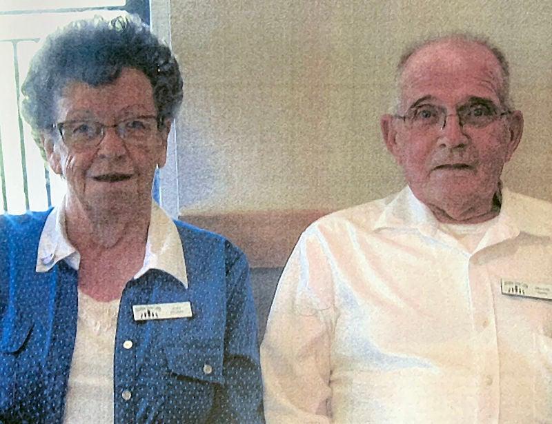 Judy and Willard Fordice now