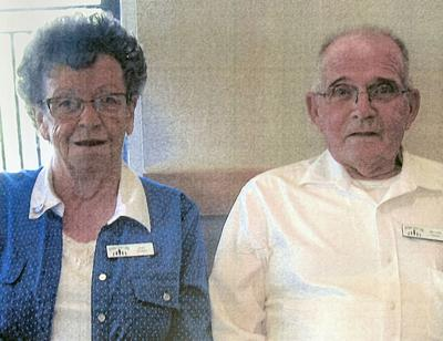 Judy and Willard Fordice