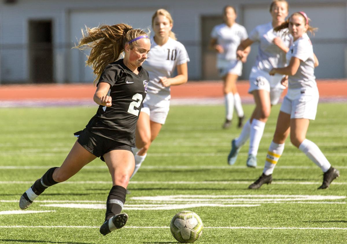 Girls soccer | Kamiakin at Hermiston