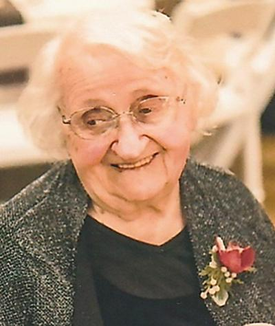 """Babcia"" Helen Jaworksi Hermiston August 8, 1924 — June 17, 2017"