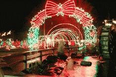 Light parade kicks off holiday season