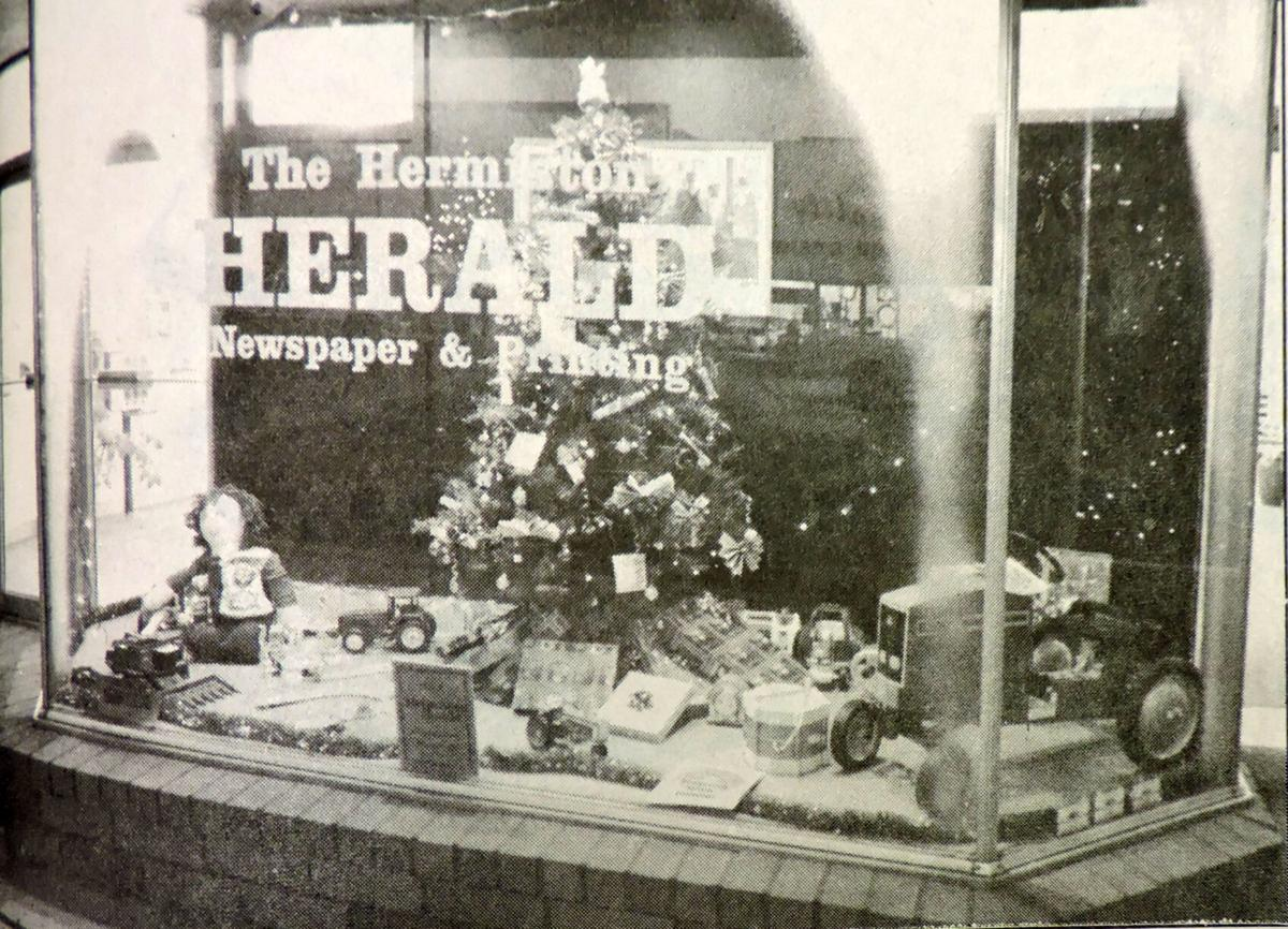 Hermiston History